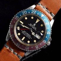 勞力士 (Rolex) 1675 GMT Master Slightly Tropical Matte Dial