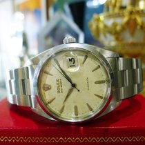 Rolex Oyster Date Precision 6694 Stainless Steel Watch Circa 1959
