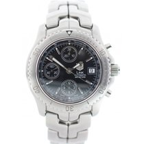TAG Heuer Link CT2111 Chronograph Automatic Stainless Steel