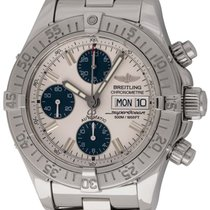 Breitling : SuperOcean Chrono :  A1334011/G549 :  Stainless Steel