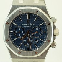 Audemars Piguet Royal Oak Chronograph 41mm Blue Dial