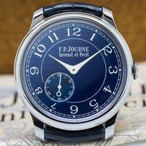 F.P.Journe Chronometre Bleu Tantalum Blue Dial (28789)