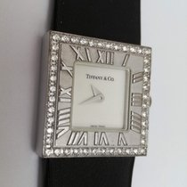 Tiffany & Co Atlas 18k gold wristwratch