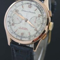 Nivada Chronograph 38mm Manual winding 1970 pre-owned