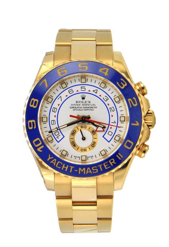 Золотые часы Rolex мужские