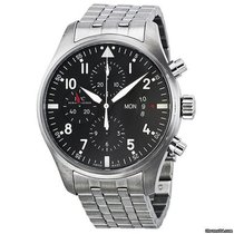 IWC Pilot Chronograph Staal 43mm