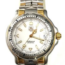 TAG Heuer 40mm Remontage automatique occasion Blanc