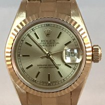 Rolex Lady-Datejust usados 26mm Oro amarillo