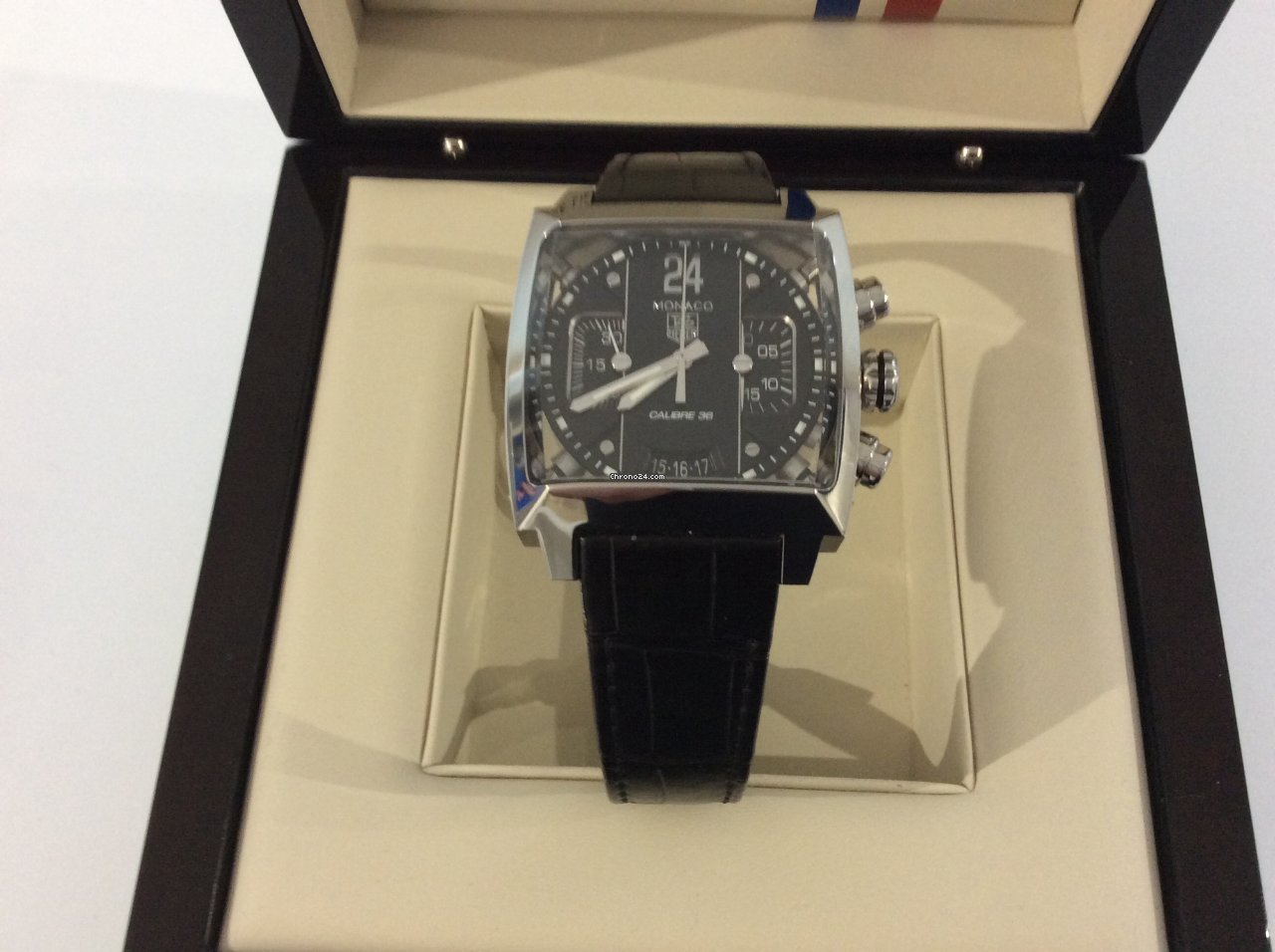 9f84d5016fa Prices for TAG Heuer Monaco Calibre 36 watches