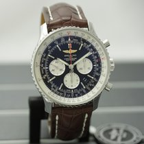 Breitling Navitimer 01 (46 MM) Steel 46mm Black No numerals United States of America, New York, Buffalo