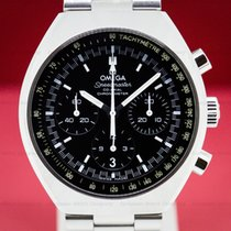 Omega Speedmaster Mark II Steel 42.4mm Black Arabic numerals