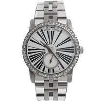 Roger Dubuis Steel 36mm Automatic RDDBEX0377 new