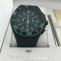Technomarine 42mm Quartzo 112002 novo