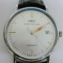 IWC Portofino Automatic Stahl 38,9mm Silber Deutschland, Haltern am See