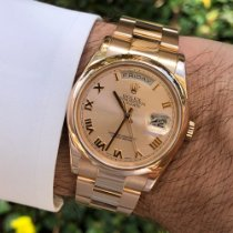 Rolex Day-Date 36 Rose gold 36mm United States of America, Florida, Coral Gables