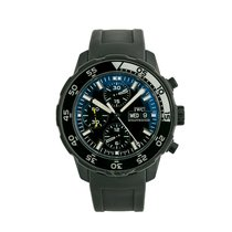 IWC IW376705 Steel 2010 Aquatimer Chronograph 46mm pre-owned United States of America, New York, New York