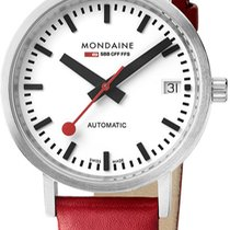 Mondaine Steel Automatic A128.30008.16SBC new United States of America, New York, Brooklyn