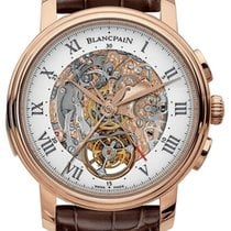 Blancpain 2358 3631 55B New Rose gold 45mm Automatic