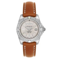 Breitling Galactic 32 Steel 36mm Champagne United States of America, Florida, Sarasota