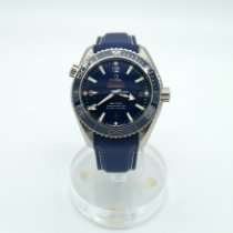 Omega Seamaster Planet Ocean 232.92.42.21.03.001 2014 pre-owned