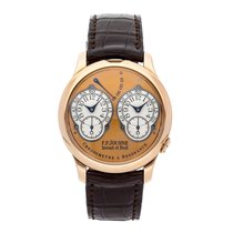F.P.Journe Chronometre à Resonance Rose gold 40mm Arabic numerals United States of America, Pennsylvania, Bala Cynwyd