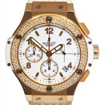 Hublot Big Bang 41 mm Rose gold 41mm White Arabic numerals United States of America, Florida, 33431