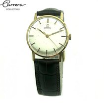 Omega Or jaune 33mm Remontage automatique 161.009 occasion