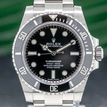 Rolex Submariner (No Date) 114060 2019 pre-owned