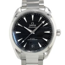 Omega Seamaster Aqua Terra pre-owned 41mm Black