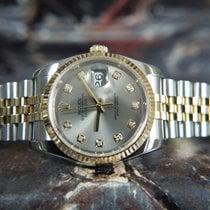 Rolex 116233 Or/Acier 2016 Datejust 36mm occasion