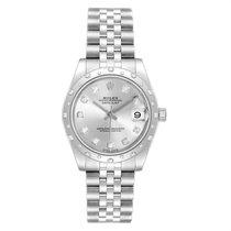 Rolex Lady-Datejust 178344 Unworn Steel 31mm Automatic