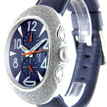 Locman Nuovo Aluminum 44mm Blue United States of America, Florida, Miami