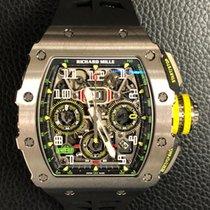 Richard Mille Titanium Automatic RM 011 new