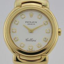 Rolex Cellini 6621 E654XXX 1990 occasion