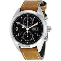 汉米尔顿 (Hamilton) Men's H71616535 Khaki Field Auto Chrono Watch