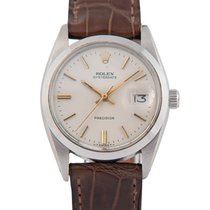 Rolex Oysterdate  Steel with Silver Dial, 6694