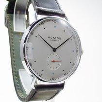 NOMOS Metro 38 new 2020 Manual winding Watch with original box and original papers 1108