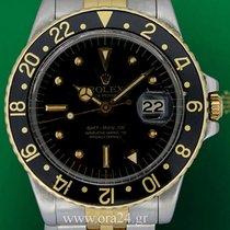 Rolex 1675 Χρυσός / Ατσάλι GMT-Master 40mm