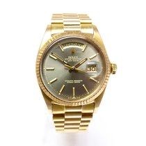 Rolex Day-Date Roségold 1803 1972 Albino Sigma Dial