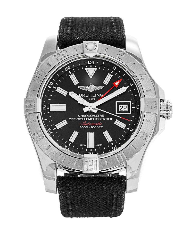 Hodinky Breitling Avenger II GMT  11813c30ea