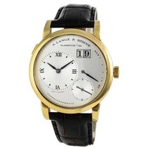 A. Lange & Söhne Lange 1 Yellow gold United States of America, Massachusetts, Andover