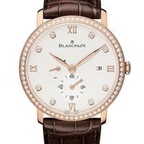 Blancpain Villeret Ultraflach 6606-2987-55B 2020 neu