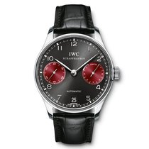IWC Portuguese Automatic Acier France, Paris