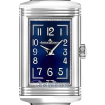 Jaeger-LeCoultre Reverso (submodel) Steel 33.8mm Blue United States of America, New York, Airmont