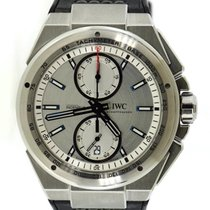 IWC Ingenieur Chronograph Racer Steel 45mm Silver No numerals United States of America, New York, New York