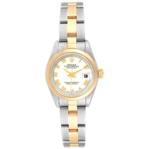 Rolex Oyster Perpetual Lady Date 69163 1998 pre-owned
