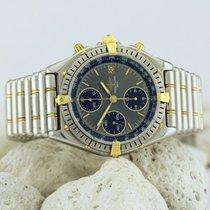 Breitling Chronomat Chronograph Stahl/Gold Rolloband Ref. 81950
