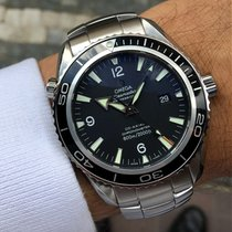 Omega 2200.50.00 Staal 2009 Seamaster Planet Ocean 45.5mm tweedehands
