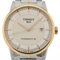 Tissot Luxury Automatic nuevo 41mm Acero y oro