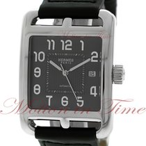 Hermès new Automatic Display Back Center Seconds 36mm Steel Sapphire crystal